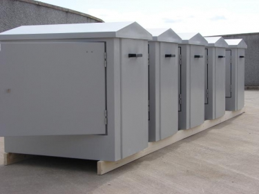 GRP Utility Housing / Kiosks