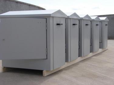 GRP Utility Housing / Kiosks